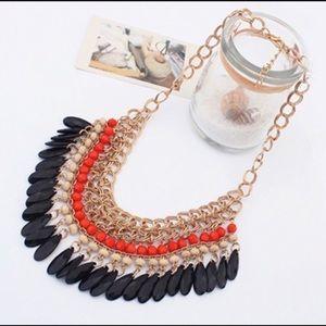 Jewelry - Fashion Valentine's Day Beads Pendant Crystal Chai